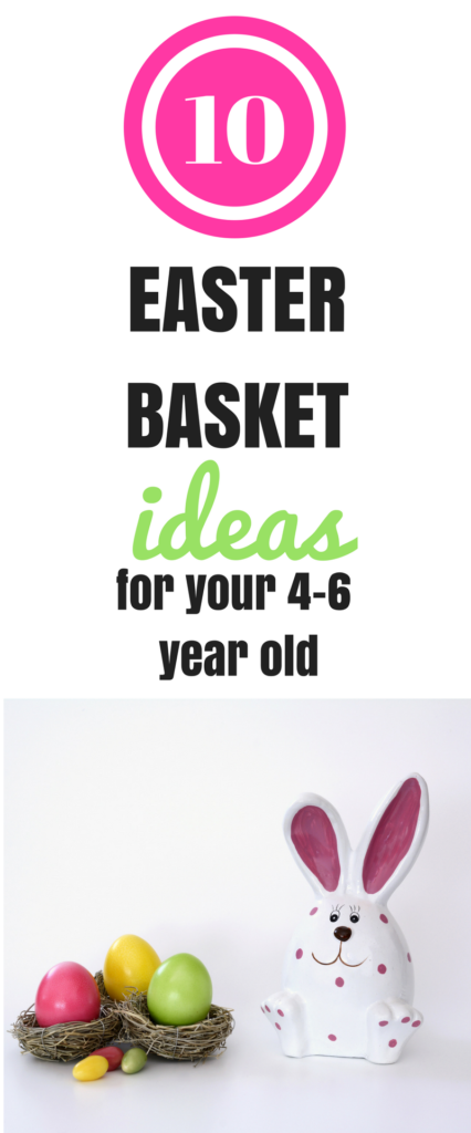 Easter basket ideas for your 4 6 year old this crafty mom 10 awesome easter basket ideas for your four year old five year or or six year old negle Choice Image