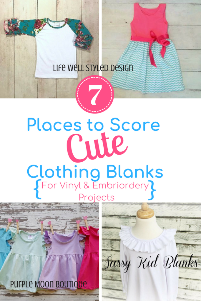 01814bb18 7 places to get Cute & Unique Blank shirts and sets (for vinyl &  embriodery) - This Crafty Mom